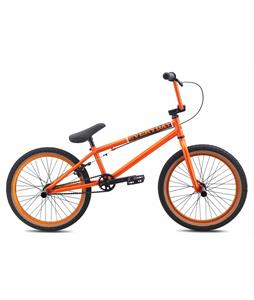 SE Everyday BMX Bike Matte Orange 20in/20in Top Tube
