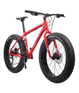 SE F@E Fat Bike Matte Red 19in