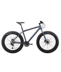 SE F@R Fat Bike Matte Grey 17in