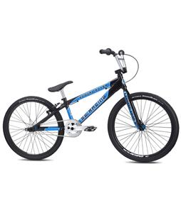 SE Floval Flyer 24 BMX Bike Black 24in