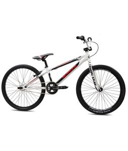 SE Floval Flyer BMX Bike White 24