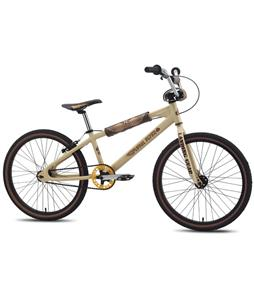 SE Floval Flyer Looptail 24 BMX Bike Tan 24in