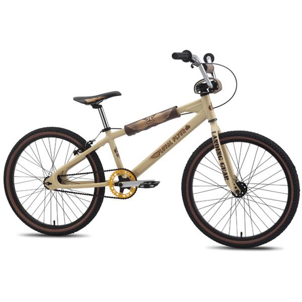 SE Floval Flyer Looptail 24 BMX Bike 24in