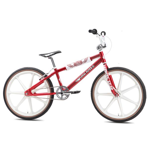 SE Floval Flyer Looptail BMX Bike 24in