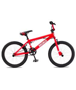SE Freestyle Bronco BMX Bike Red 20In