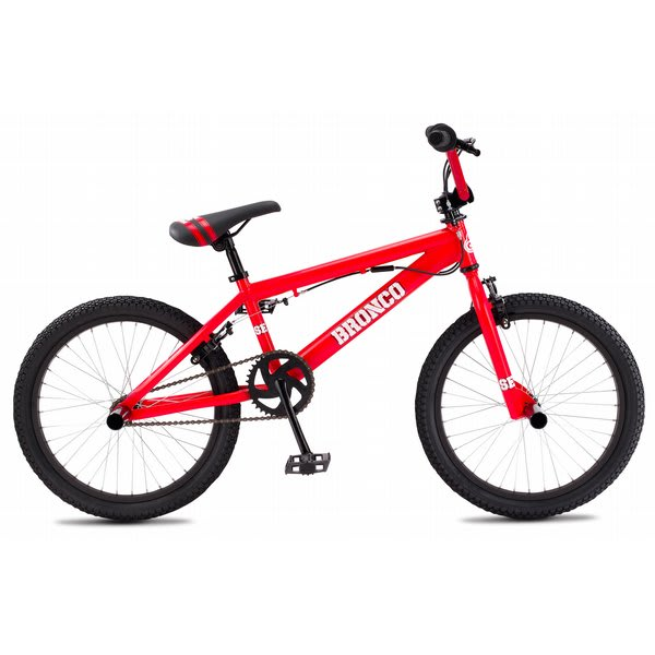 SE Freestyle Bronco BMX Bike