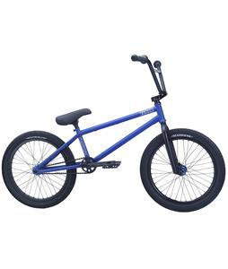 Se Gaudium BMX Bike Matte Blue 20in/21in Top Tube