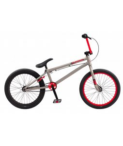 SE Hood Rich Adult Bike Grey Matte 20in