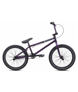SE Hoodrich BMX Bike Deep Purple 20in/20.5in Top Tube