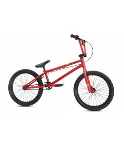 SE Hoodrich BMX Bike Red Ash 20