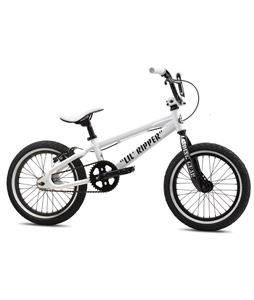 SE Lil Ripper BMX Bike White 16