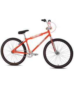SE Om Flyer 26 BMX Bike Orange 26in