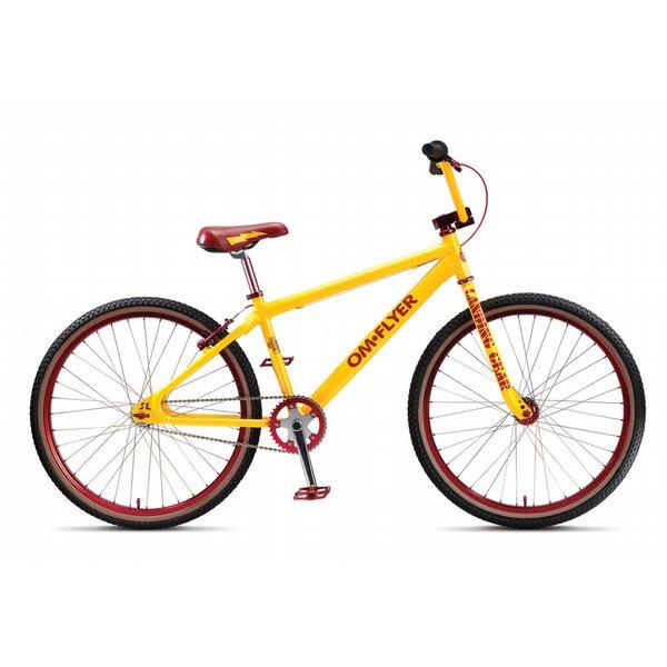 SE Om Flyer Adult Single Bike 26in
