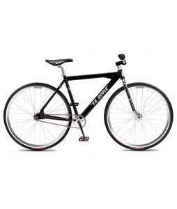 SE Pk Fixed Gear Single Speed Bike Black 49cm  