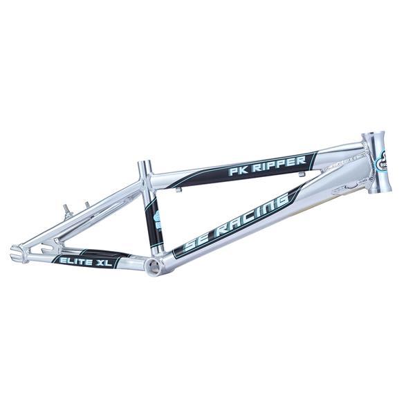 SE PK Ripper Elite XL Frameset Silver 20in/21in Top Tube