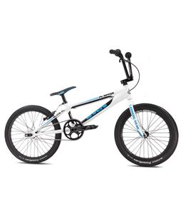 SE PK Ripper Elite XL BMX Bike White 20in