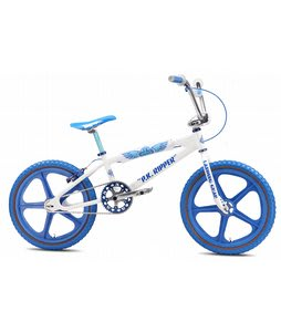 SE PK Ripper Looptail BMX Bike White 20in