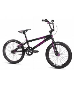 SE PK Ripper Team BMX Bike Black 20In
