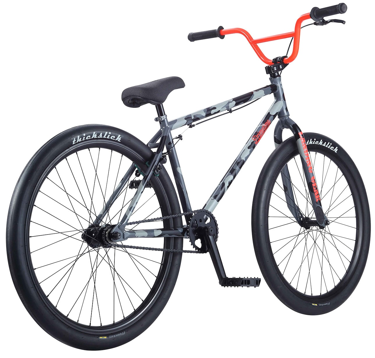 how to measure rear end of bmx cruiser