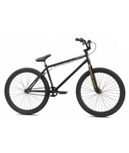 SE Primetime BMX Bike Matte Black 26in