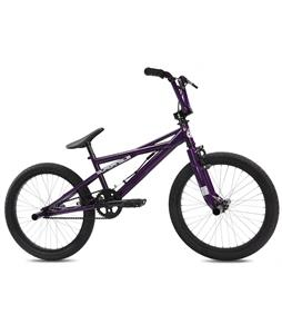 SE Quadangle BMX Bike Purple Rain 20in