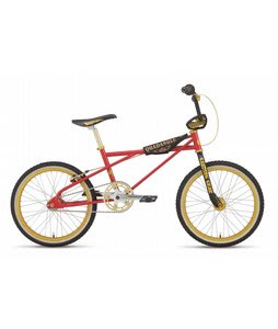 SE 20 Quadangle Looptail Freestyle Bike Chrome 20