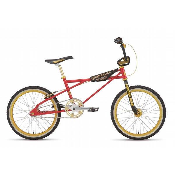 SE 20 Quadangle Looptail Freestyle Bike 20in