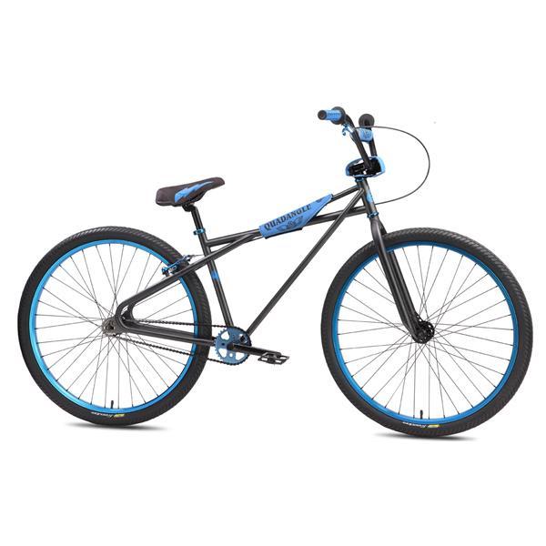 SE Quadangle Looptail BMX Bike 29in