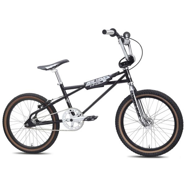 SE Quadangle Looptail BMX Bike 20in
