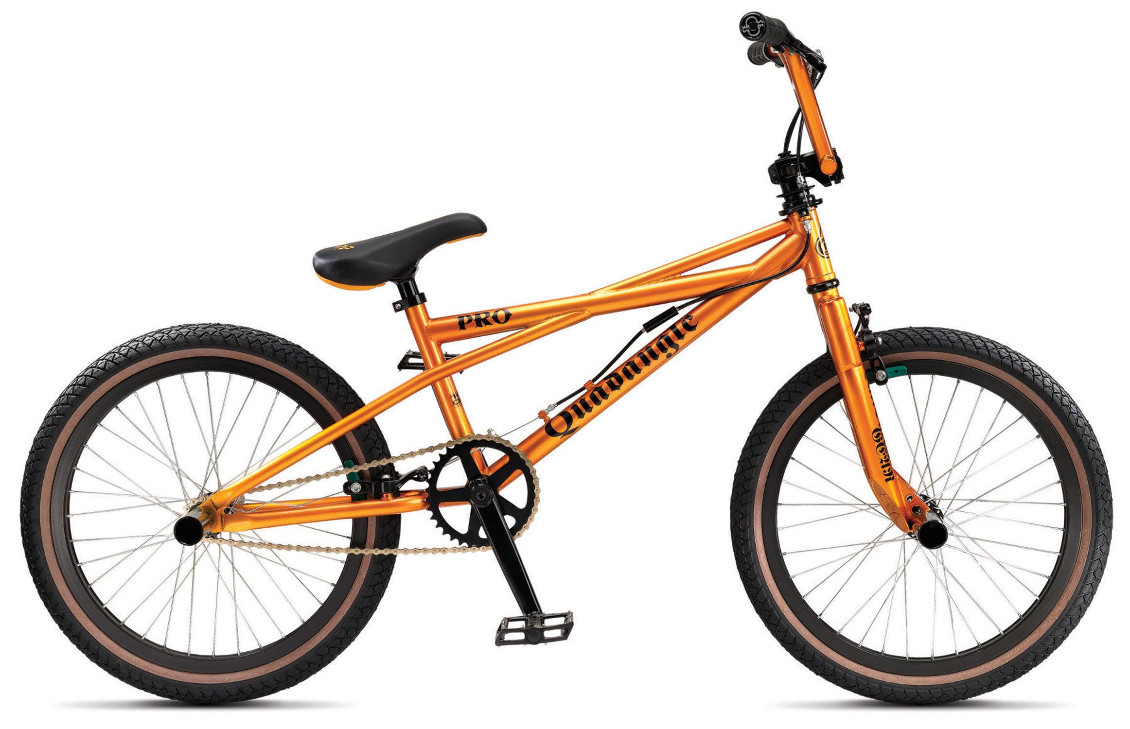 Se Quadangle Pro Freestyle Bike