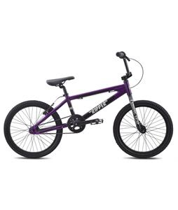 SE Ripper BMX Bike Purple 20in/20in Top Tube
