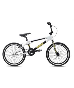 SE Ripper BMX Bike White 20in/20in Top Tube