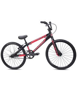 SE Ripper Jr BMX Bike Black 20in/18.5in Top Tube
