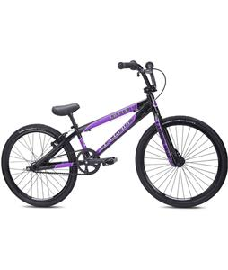 SE Ripper X BMX Bike Black 20in
