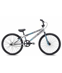 SE Ripper Jr BMX Bike High Polish Silver 20in/18.5in Top Tube
