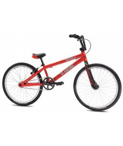 SE Ripper X BMX Bike Red 20