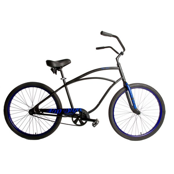 SE Rip Style Adult Beach Cruiser Bike