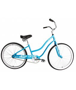 SE Rip Style Beach Cruiser Bike Blue 26