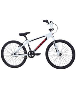 SE So Cal Flyer 24 BMX Bike White 24in