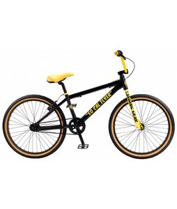 SE So Cal Flyer Adult Bike Black 24in