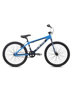 SE So Cal Flyer 24 BMX Bike Blue 24in/21.4in Top Tube