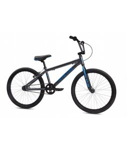 SE So Cal Flyer BMX Bike Grey Metallic 24