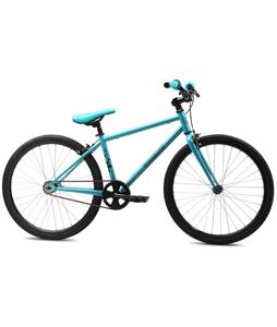 SE Soda Pop 24 BMX Bike Aqua 24in/21.4in Top Tube
