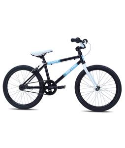 SE Soda Pop 20 BMX Bike Black 20in/16in Top Tube
