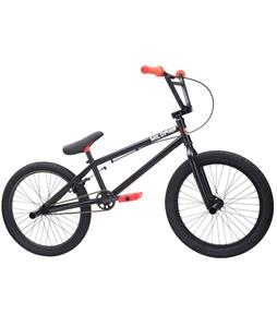 SE Wildman BMX Bike Matte Black 20in