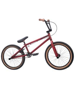SE Wildman BMX Bike Matte Red 20in