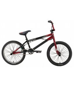 SE Wildman Pro Adult Street Bike Red/Black Fade 20in