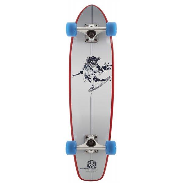 Sector 9 Carvin 9Er OG Longboard Skateboard Complete