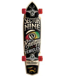 Sector 9 A.E.V. Bamboo Longboard Complete Assorted
