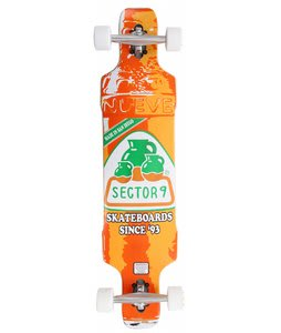 Sector 9 Dropper Platinum Longboard Assorted